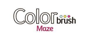 Cepillos Maze - Color Brush