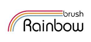Cepillos y gomas Rainbow