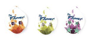Pendientes The Flower
